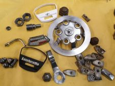 USED AND ORIGINAL LAMBRETTA SPARES